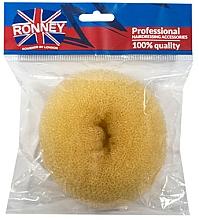 Düfte, Parfümerie und Kosmetik Haardonut 11x4,5 cm beige - Ronney Professional Hair Bun