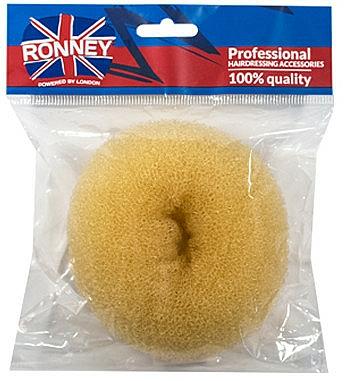 Haardonut 11x4,5 cm beige - Ronney Professional Hair Bun