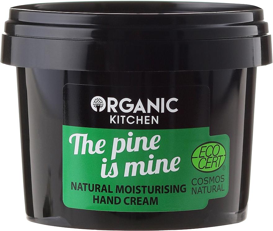 Natürliche feuchtigkeitsspendende Handcreme - Organic Shop Organic Kitchen Cream