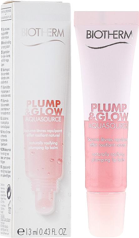 Lippenbalsam - Biotherm Aquasource Plump & Glow Lip Balm