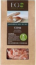 Düfte, Parfümerie und Kosmetik Feuchtigkeitsspendendes Badesalz - ECO Laboratorie Moisturizing Bath Sea Salt