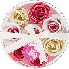 Düfte, Parfümerie und Kosmetik Seifenkonfetti mit Vanilleduft 8 St. - Spa Moments Bath Confetti Vanilla