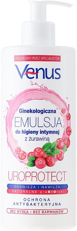 Emulsion für Intimhygiene mit Preiselbeerextrakt - Venus UroProtect Emulsion
