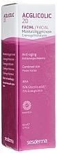 Anti-Aging Gesichtscreme-Gel für Mischhaut - SesDerma Laboratories 20 Moisturizing Gel — Bild N1