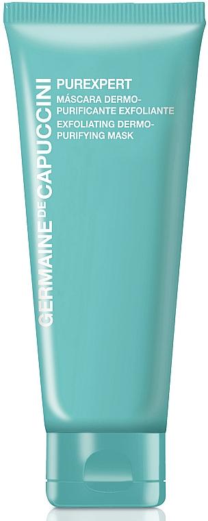 Peeling-Maske für fettige Haut - Germaine de Capuccini Purexpert Exfoliating Dermo-Purifying Mask
