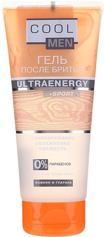 After Shave Gel Ultraenergy - Cool Men