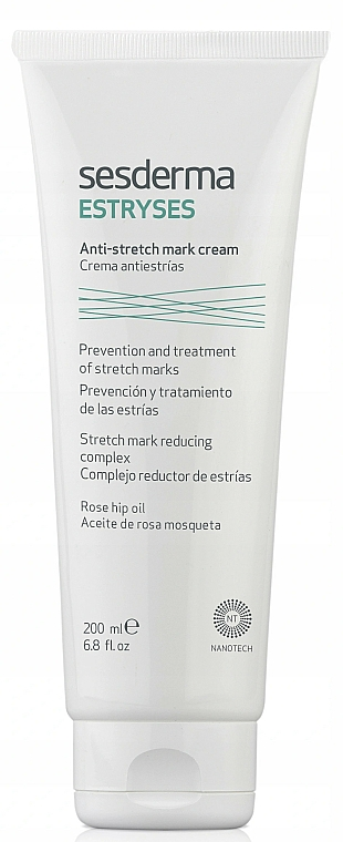 Körpercreme gegen Dehnungsstreifen - SesDerma Laboratories Estryses Anti-stretch Mark Cream — Bild N2
