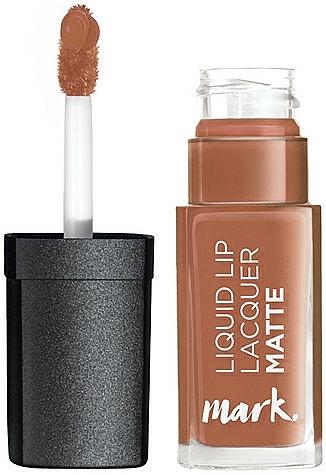 Matter Lippenstift - Avon Mark Liquid Lip Lacquer Matte