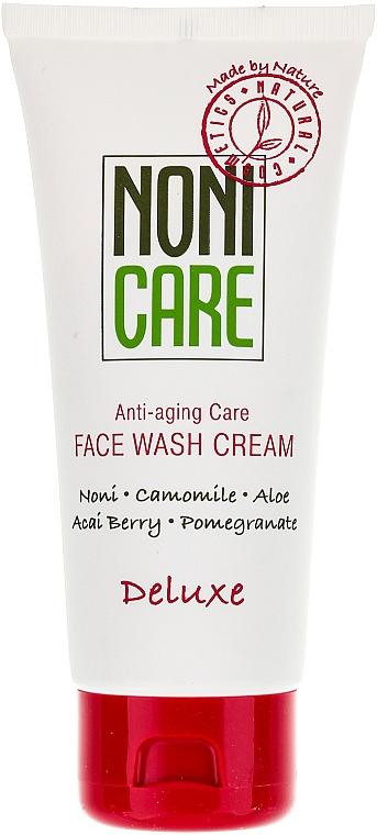 Anti-Aging Gesichtsreinigung mit Kamillen-, Aloe Vera-, Acai Beere-, Noni- und Granatapfelextrakt - Nonicare Deluxe Face Wash Cream — Bild N2