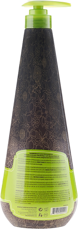 Feuchtigkeitsspendende Haarspülung für alle Haartypen - Macadamia Natural Oil Moisturizing Rinse — Bild N2