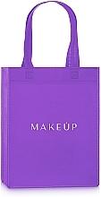 Düfte, Parfümerie und Kosmetik Einkaufstasche Springfield violett - MakeUp Eco Friendly Tote Bag (33 x 25 x 9 cm)