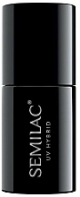 Düfte, Parfümerie und Kosmetik Nagellack - Semilac Let's Meet UV Hybrid
