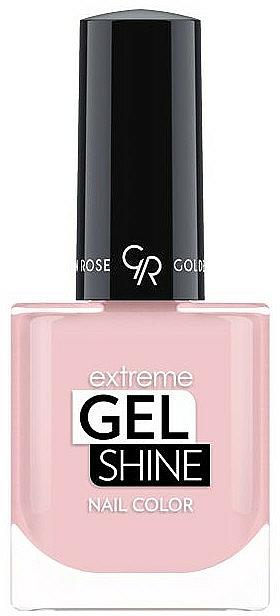 Nagellack - Golden Rose Extreme Gel Shine Nail Color