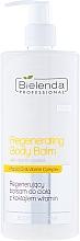 Düfte, Parfümerie und Kosmetik Regenerierender Körperbalsam mit Marulaöl und Vitamin-Komplex - Bielenda Professional Body Program Regenerating Body Balm