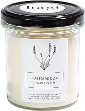 Düfte, Parfümerie und Kosmetik Soja-Duftkerze Mysterious Lavender - Hagi Mysterious Lavender Soy Candle