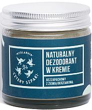 Düfte, Parfümerie und Kosmetik Deo-Creme ohne Geruch - Cztery Szpaki
