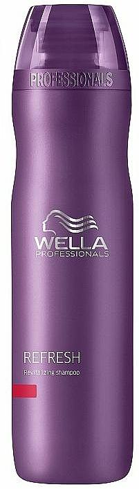 Keratin Shampoo gegen Haarausfall - Wella Refresh Revitalizing Shampoo