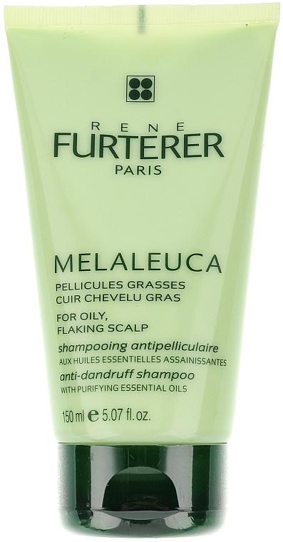 Anti-Schuppen Shampoo für fettige Kopfhaut - Rene Furterer Melaleuca Anti-Dandruff Shampoo Oily Scalp
