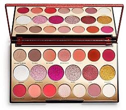 Düfte, Parfümerie und Kosmetik Lidschatten-Palette mit 20 Farben - Makeup Revolution Precious Stone