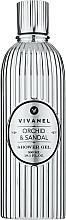Düfte, Parfümerie und Kosmetik Duschgel Orchid & Sandal - Vivian Gray Vivanel Orchid & Sandal