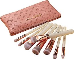 Düfte, Parfümerie und Kosmetik Make-up Pinselset 8-tlg. - Eigshow Sculpt And Blend Brush Kit Rose Gold