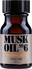 Düfte, Parfümerie und Kosmetik Parfümiertes körperöl - Gosh Musk Oil No.6 Perfume Oil