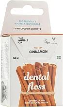 Düfte, Parfümerie und Kosmetik Zahnseide mit Zimt - The Humble Co. Dental Floss Cinnamon