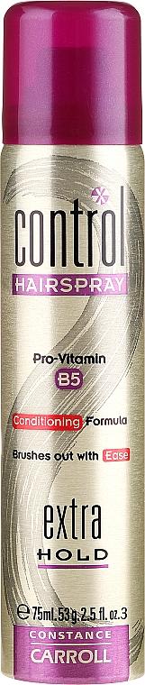 Haarlack Extra starker Halt - Constance Carroll Control Hair Spray Extra Hold
