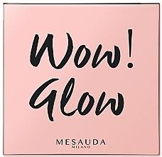 Düfte, Parfümerie und Kosmetik Highlighters - Mesauda Milano Wow! Glow Highlighters