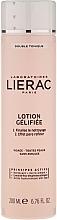 Düfte, Parfümerie und Kosmetik Gesichtsgel- Tonikum Lotion - Lierac Double Tonique Lotion Gelifiee