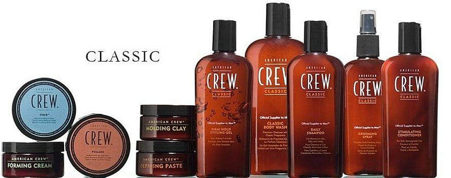 Farbneutralisierendes Shampoo für graues Haar - American Crew Classic Gray Shampoo — Bild N2