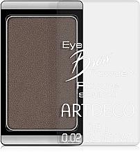 Düfte, Parfümerie und Kosmetik Augenbrauenpuder - Artdeco Eye Brow Powder