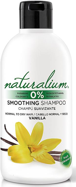 Glättende Haarspülung - Naturalium Vainilla Smoothing Shampoo