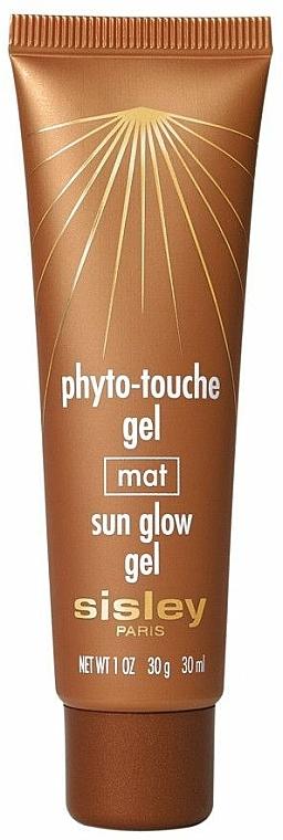 Mattierendes und transparent getöntes Gesichtsgel - Sisley Phyto-Touche Gel Sun Glow Gel Mat