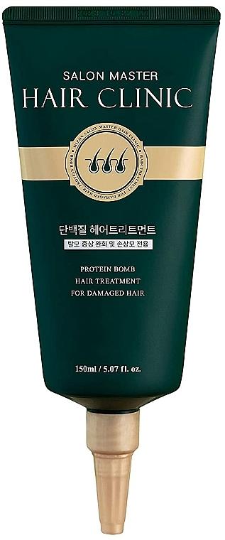 Haar- und Kopfhautmaske für geschädigtes Haar - Mizon Salon Master Hair Clinic — Bild N1