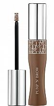 Düfte, Parfümerie und Kosmetik Augenbrauenmascara - Dior Diorshow Pump 'N' Brow