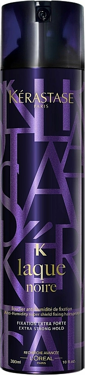Haarlack Extra starker Halt - Kerastase Couture Styling Laque Noire Extra Strong Hold