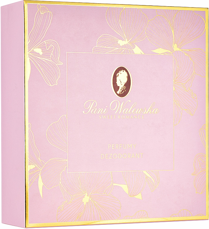 Miraculum Pani Walewska Sweet Romance - Duftset (Parfum 30ml + Deodorant 90ml)