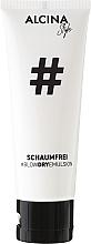 Düfte, Parfümerie und Kosmetik Schaumfreie Haaremulsion für mehr Glanz und Fülle - Alcina Style Schaumfrei Blow Dry Emulsion