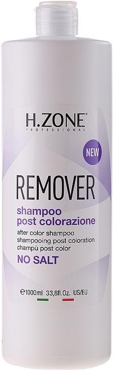 Shampoo - H.Zone Post Colorazione Remover — Bild N1