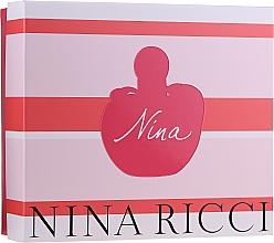 Düfte, Parfümerie und Kosmetik Nina Ricci Nina - Duftset (Eau de Toilette 50ml + Körperlotion 75ml)