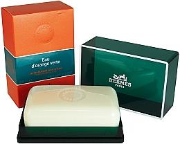 Hermes Eau Dorange Verte - Parfümierte Körperseife — Bild N1