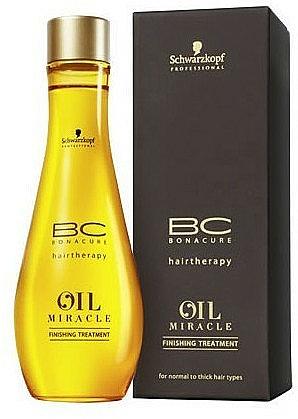 Öl für normales und hartes Haar - Schwarzkopf Professional Bonacure BC