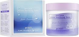 Düfte, Parfümerie und Kosmetik Beruhigende Augenpatches - Petitfee&Koelf Azulene Ultra Soothing Pads