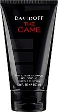 Düfte, Parfümerie und Kosmetik Davidoff The Game - Duschgel
