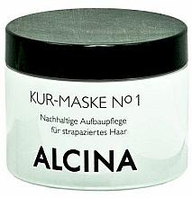 Düfte, Parfümerie und Kosmetik Nachhaltige Aufbaupflege für strapaziertes Haar - Alcina Hare Care Kur-Maske №1