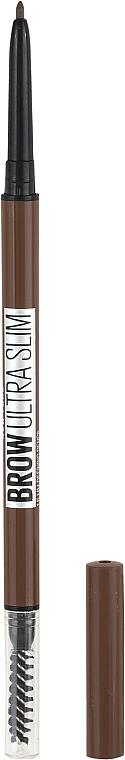 Automatischer Augenbrauenstift mit Bürste - Maybelline New York Brow Ultra Slim Eyebrow Pencil