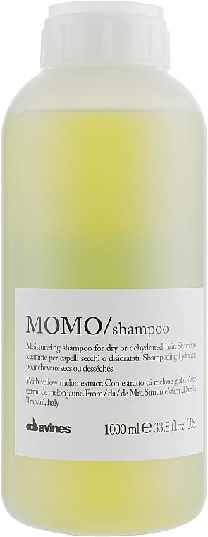 Feuchtigkeitsspendendes Shampoo für trockenes und dehydriertes Haar - Davines Moisturizing Revitalizing Shampoo