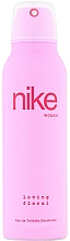 Düfte, Parfümerie und Kosmetik Nike Loving Floral Woman - Deospray
