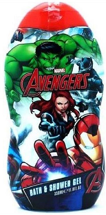 Marvel Avengers - Shampoo & Duschgel